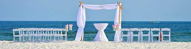 Gulf Shores Beach Weddings
